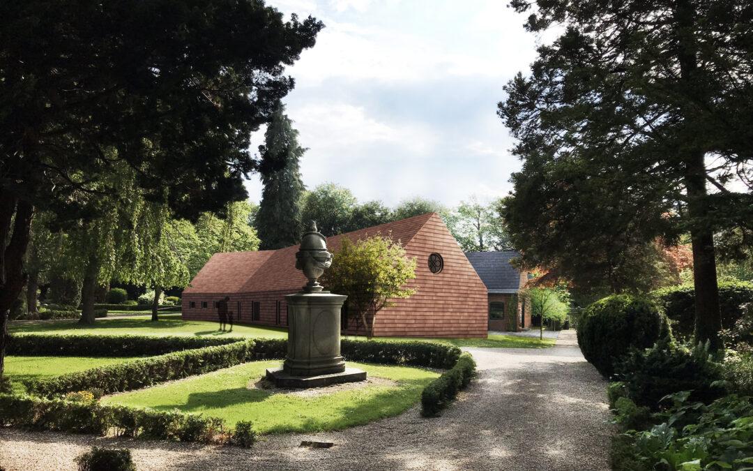 Taarbæk Kirke – nyt menighedshus