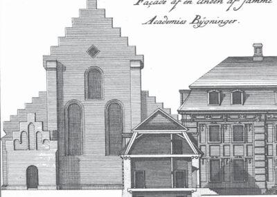 Bertelsen & Scheving - Sorø Klosterkirke - Restaurering