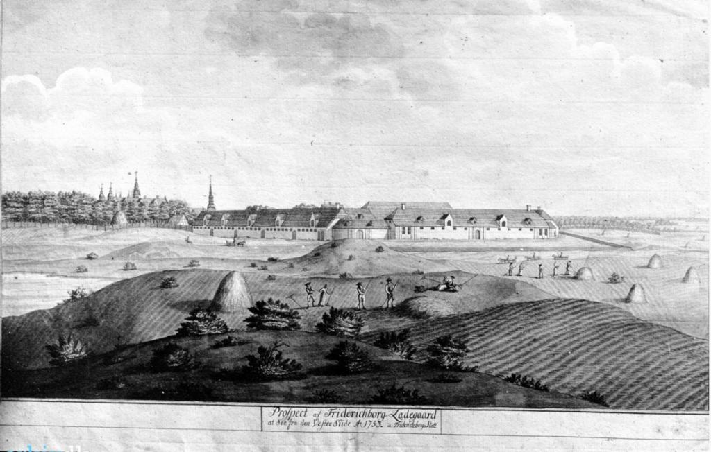 Bertelsen & Scheving, Hillerød Ridehus