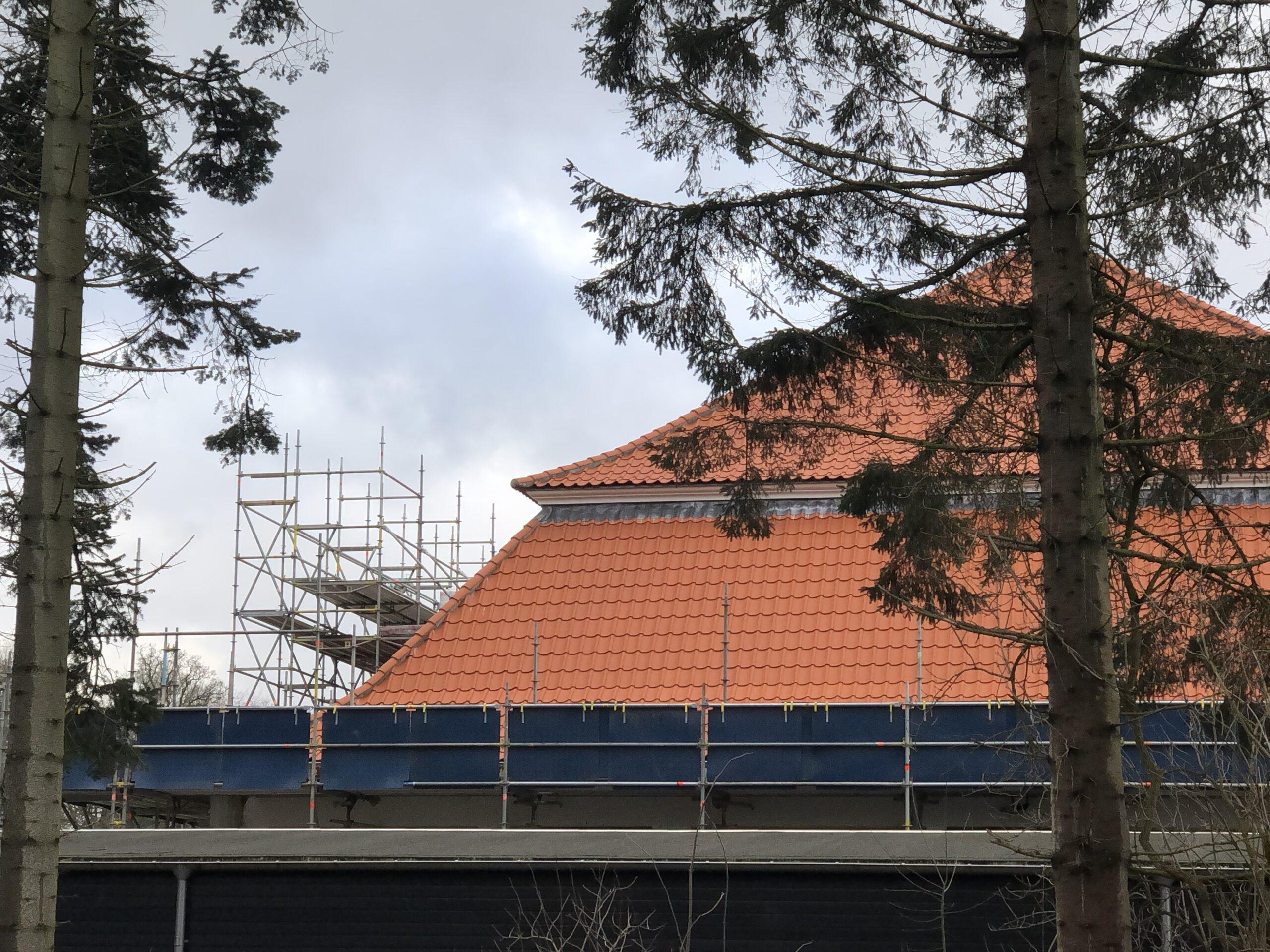Bertelsen & Scheving - Hørsholm Ridehus - nyt tag