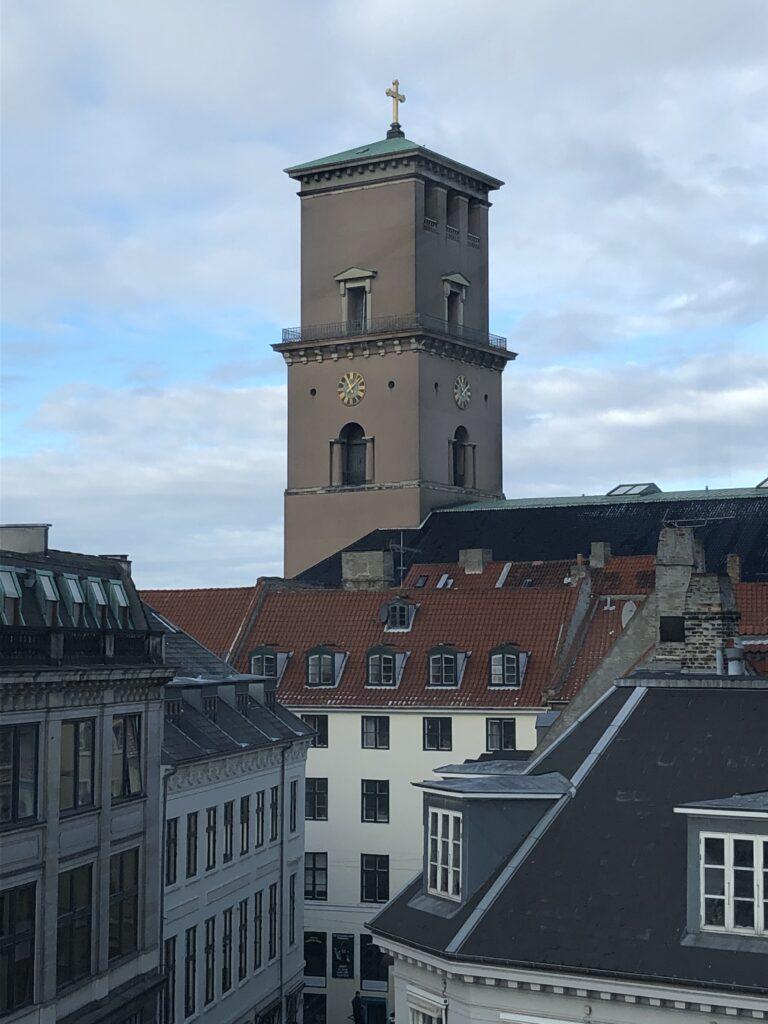 Bertelsen & Scheving, Vor Frue Kirke