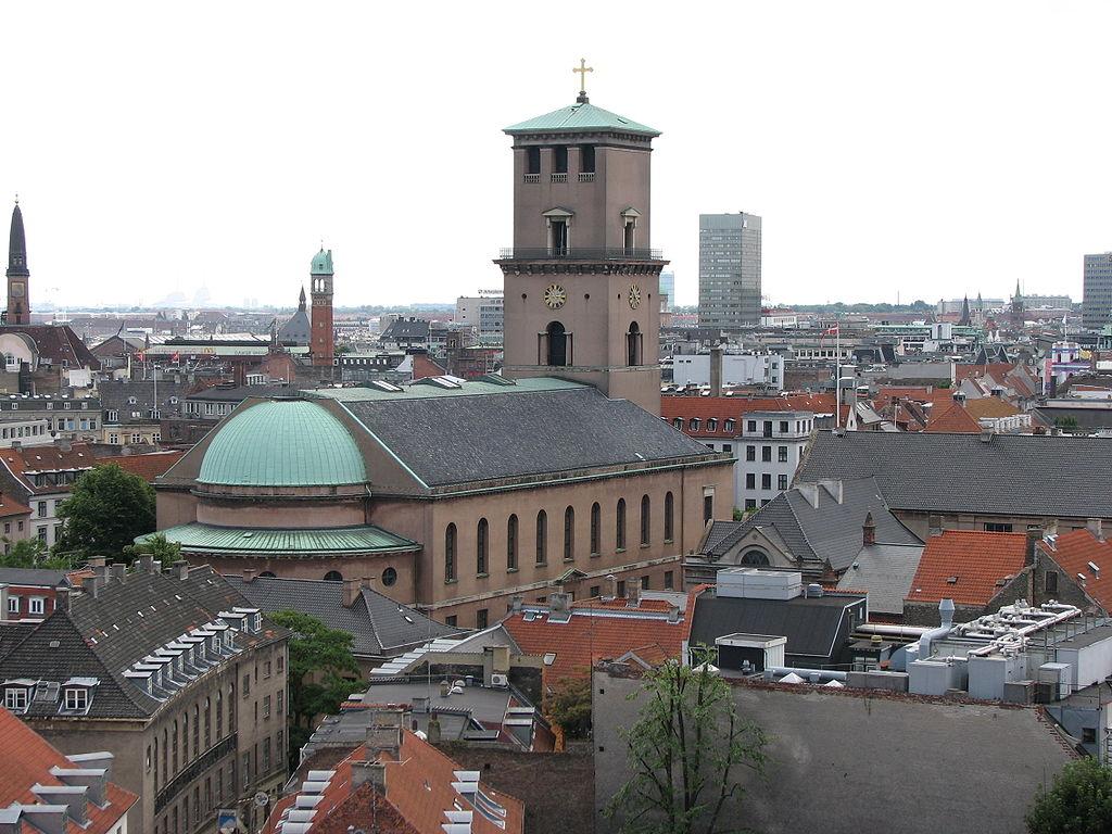 Bertelsen & Scheving Arkitekter, Vor Frue Kirke, Restaurering