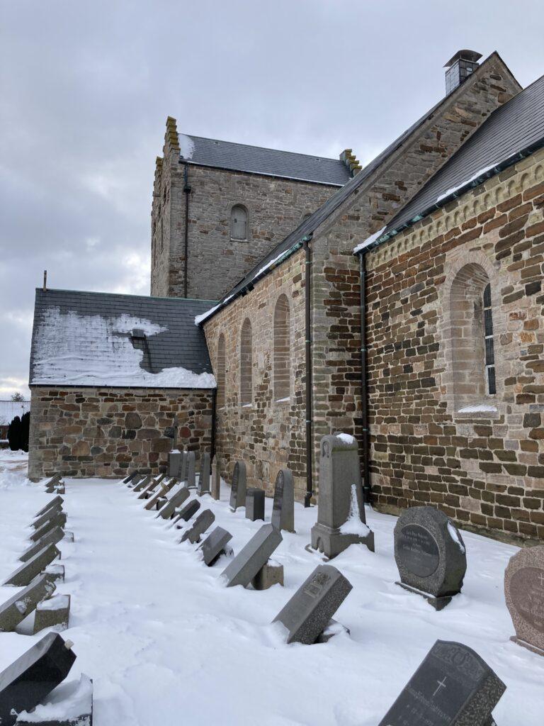 Bertelsen & Scheving - Aa Kirke - Restaurering