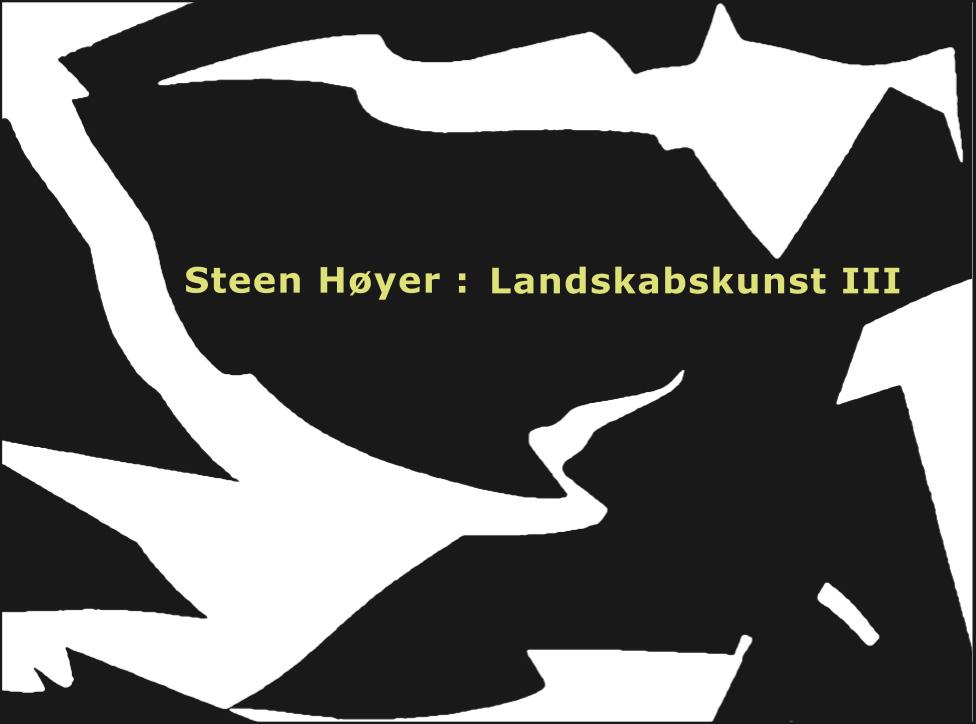 Bertelsen & Scheving - Aristo forlag - Høyer Landskabskunst III
