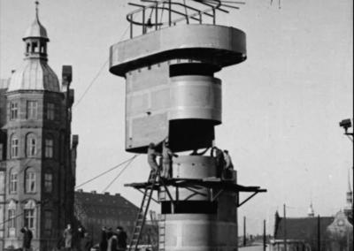 Bertelsen & Scheving - Knippelsbro - trapper